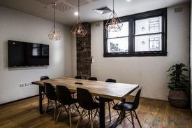 Creative co-working hub  Convenient location  Modern facilities