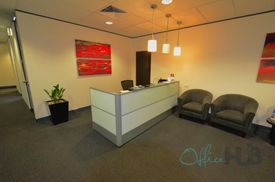 Dedicated Receptionist | Fully Furnished | Free Parking