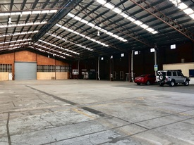 Whole Industrial Building, Warehouse, Office And Parking