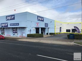 Retail Showroom Facility Located Along Anzac Avenue Redcliffe