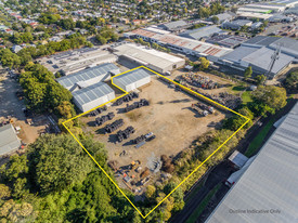 Huge Yard With Clear Span Warehouse – Motivated Landlord