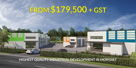 Highest Quality Industrial Development In Morisset.
