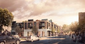 Exciting New Development By Award Winning Architects