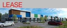Ravenhall Showroom For Lease Total Area 866m2