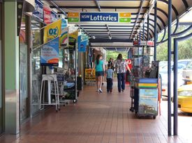 Retail Shop For Rent In Neighbourhood Shopping Centre