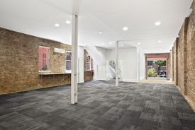 Funky Warehouse Conversion For Lease