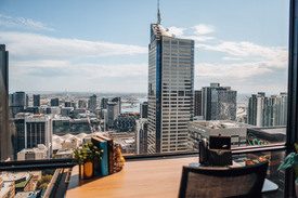 A-Grade Furnished 4-person Serviced Office in the heart of Melbourne's financial and legal district