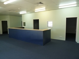 Cbd 340 M2 Commercial Premises With Consult Rooms