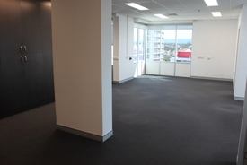 Vacant Top Floor Office With Fitout And Carspace