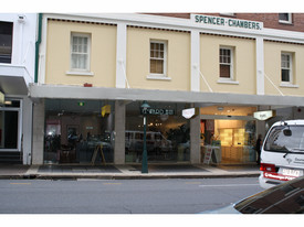 Strata Titled Shop Investment In Edward Street Brisbane