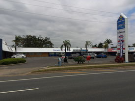 Absolute Prime Position Location Exposure On Bruce Highway Rockhampton