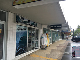 Central Coolangatta Refurbished Retail Space