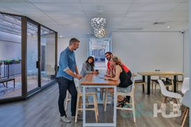 Prime location  Professional space  A Grade Fitout