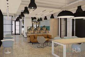 Spacious Office | Creative Co-working Hub | Innovative Working Environment