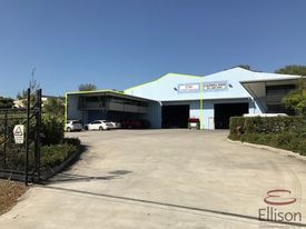 750 Sqm* - Truck & Container Friendly