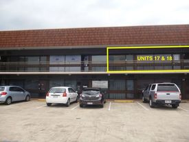 First Floor Office In Springwood Cbd