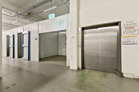 Easy Access Self Storage Lot