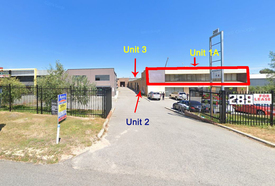 Great Value Office & Warehouse Units  Convenient Easy Access Location