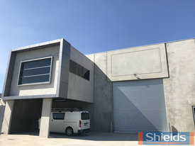 Truganina Industrial Office Warehouse Total Area 640m2