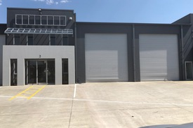 Modern Factory For Lease