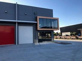 Modern Industrial Building In Brand New Estate – Be The First To Occupy!