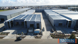 Warehouse Sunshine West Total Area 200m2
