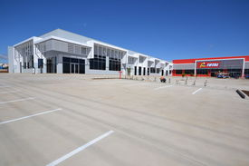 New Showroom / Warehouse Complex