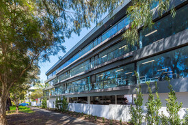 West Perth's Latest A-Grade Building - Excellent Outlook & Location