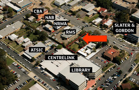 New Cbd Office To Be Built In Gordon St– 251m2