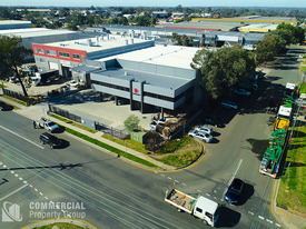 High Bay Warehouse - 1,463m² - Flexible Terms