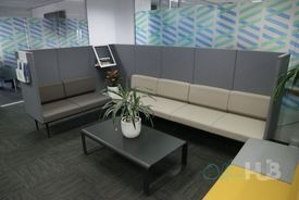 Central location  Abundance of natural light  Free meeting rooms