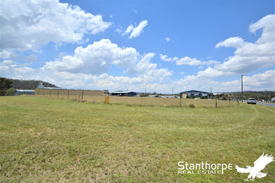 Stanthorpe – Prime Parcel Of Industrial Land – 3,900m2 \'perfectly Level\'