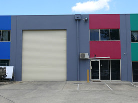 Warehouse With Office Available Early December