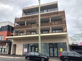 Brand-new Retail / Office Premises Near Ormond Train Station Provisions In Place For Food Use (stca)
