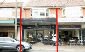 Two-storey Terrace Style Retail/commercial Premises