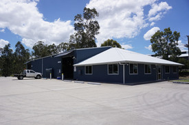 For Lease - Industrial Warehouse And Office Complex