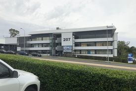 Office In Central Gold Coast Location