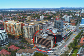 Office spaces available for lease in heart of Strathfield!