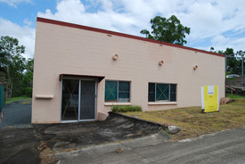 Vacant Commercial Building - Cannonvale