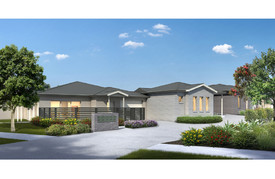 2 And 3 Bedroom Single Level Villas