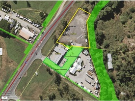 Prime Industrial Zoned With Shute Harbour Road Frontage