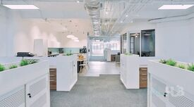 Prime location  Creative working environment  Abundance of natural light