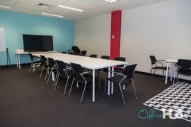 Abundance of natural light  Free meeting rooms  Creative co-working hub
