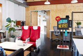 Creative Space | Free Meeting Rooms | Fully Furnished