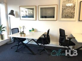 Free meeting rooms  Creative space  Abundance of natural light