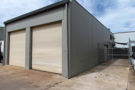 Affordable Solid Industrial Unit