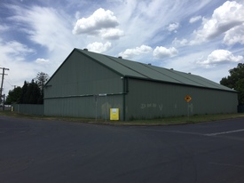 For Lease - Warehouse And Compound