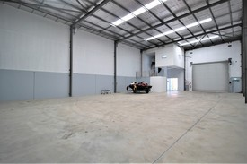 Brand New High Clearance Warehouse + Office