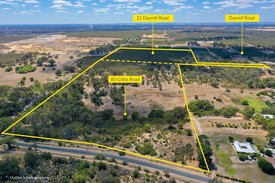 Massive 40 Ha In Two Separate Parcel