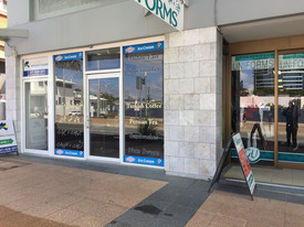 80m&xB2* Retail Shop On Nerang Street, Southport